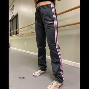 Grey Adidas Joggers